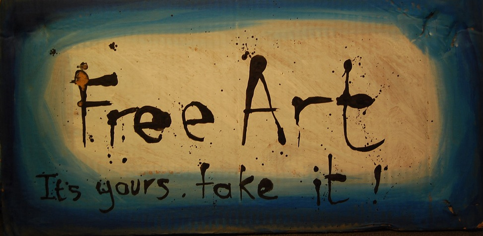 free art community publishing